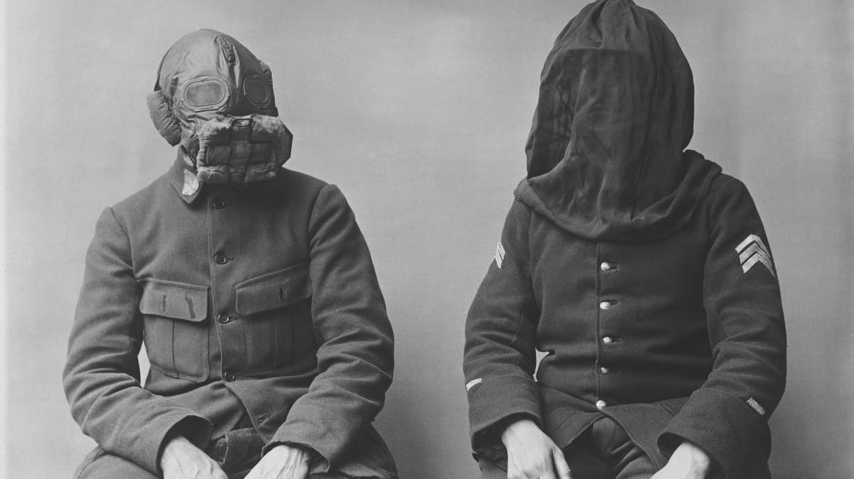De la máscara de gas a la lavadora: un fascinante archivo de inventos