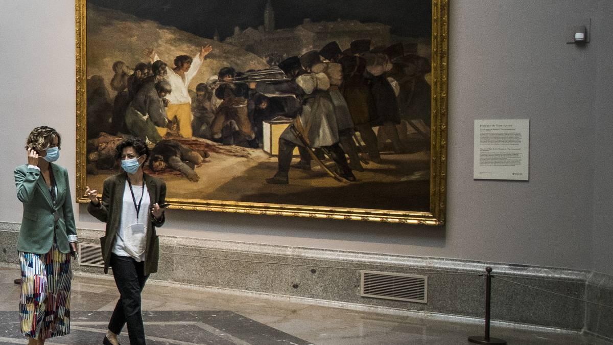Goya en 3D