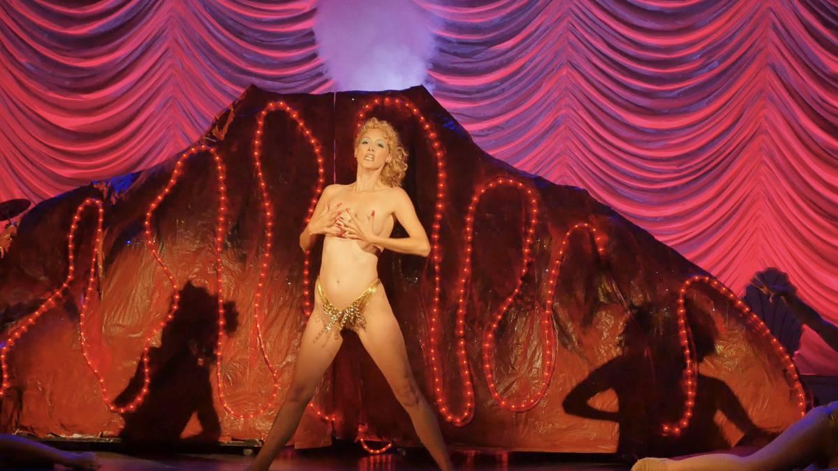 'Showgirls' y el cine malo de culto