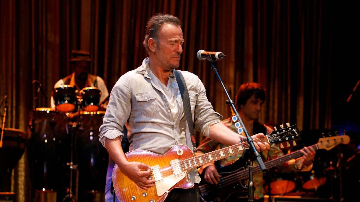 El regreso de Bruce Springsteen al maravilloso sonido de Jersey Shore