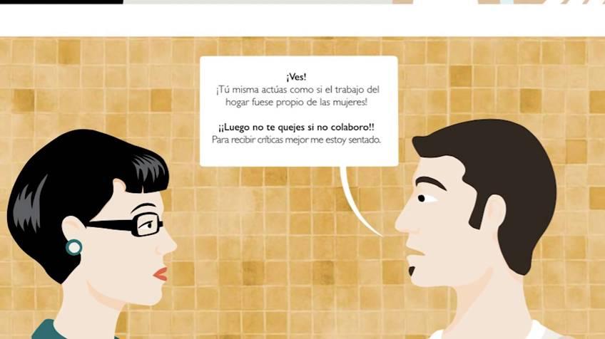 El vídeo que delatará si eres machista   Blog Mujeres   EL PAÍS