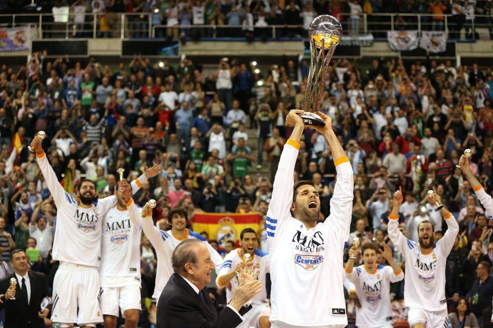 Copa del Rey de Baloncesto 2014: El Madrid se corona en un ...