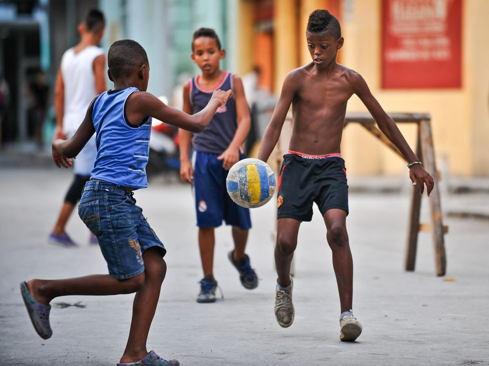El Futbol Brota En Venezuela Y Cuba Deportes El Pais