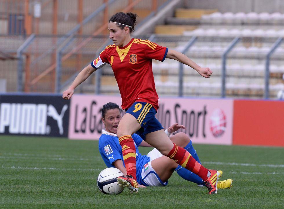 Selección Española de fútbol femenino: Vero Boquete encabeza una selección  sin Adriana Martín y Mari Paz Vilas | Deportes | EL PAÍS