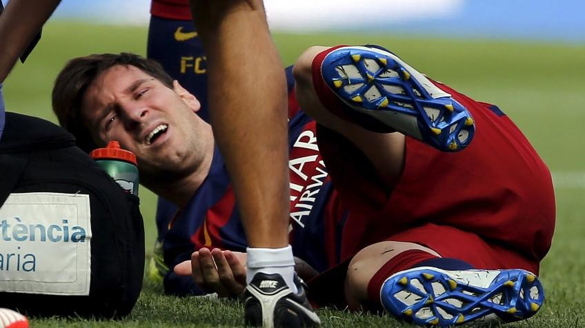 Ultimo Momento: Se lesionó Messi Confirman que no podrá asistir al mundial de rusia