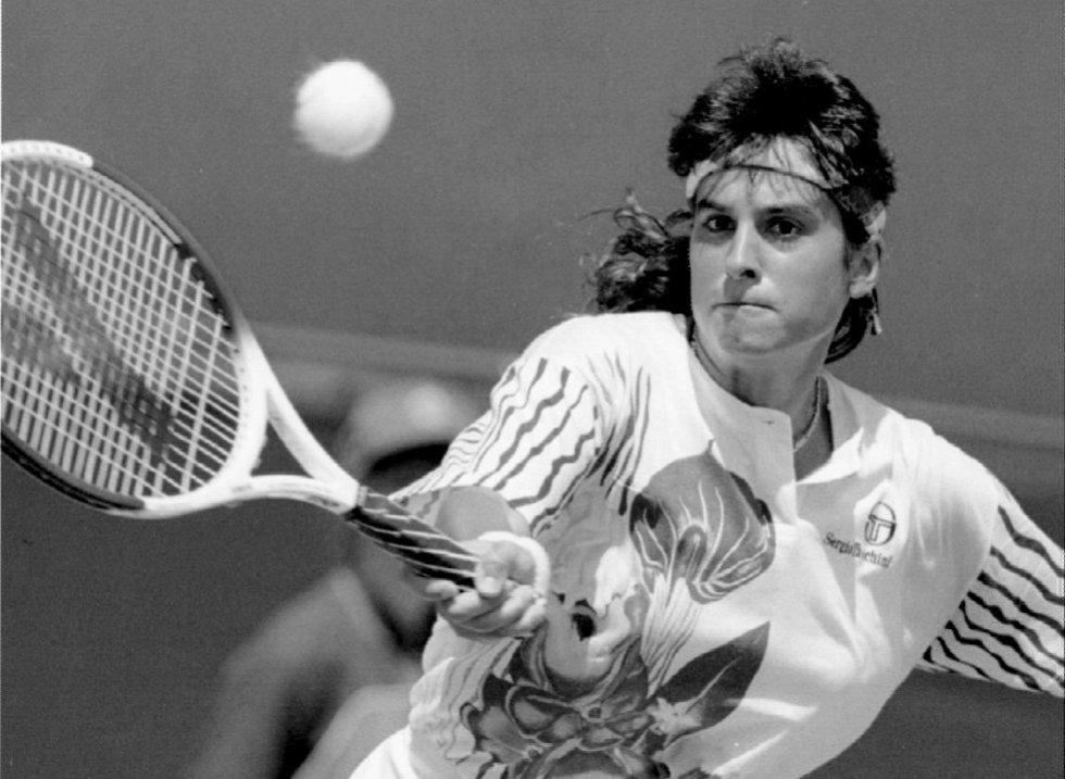 Argentina tennis star gabriela sabatini sexual orientation
