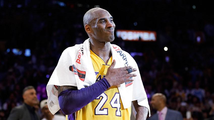 sports shoes 05522 41be3 Kobe Bryant. Kobe Bryant, en su despedida. Quality Producciones   Jae C.  Hong (AP)