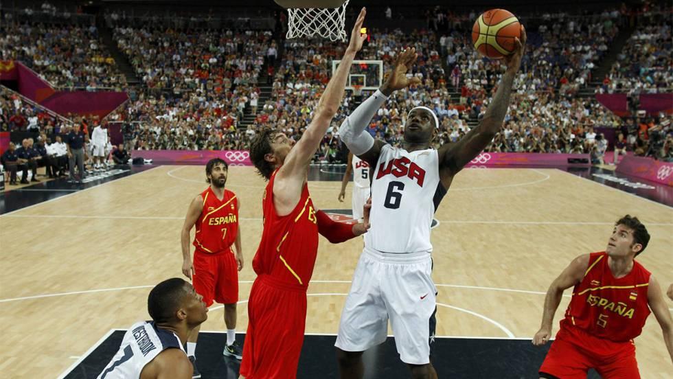 bd2a53359 El baloncesto español puede quedar excluido de los Juegos de Río ...