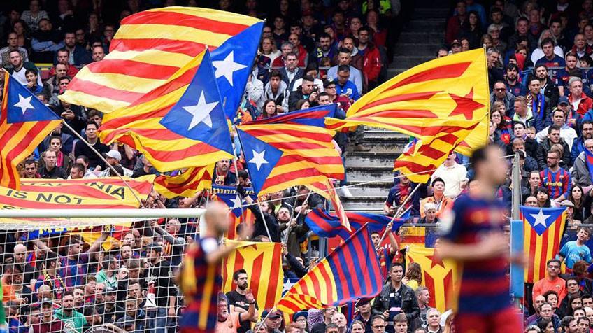 Barcelona-Sevilla  Puigdemont no irá a la final de la Copa del Rey en  protesta por el veto a las esteladas  5e4a42fd36d