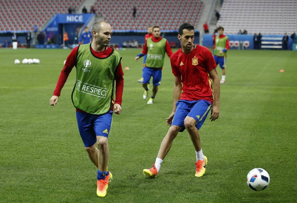 579b0d69f62 Horario España – Turquía: Dónde ver el partido de la Eurocopa 2016 ...