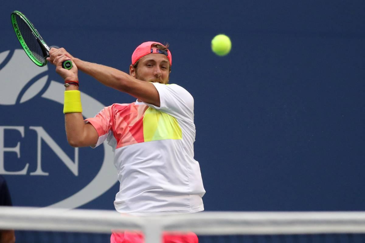 US Open 2016: Lucas Pouille destierra a Rafa Nadal de Nueva York ...