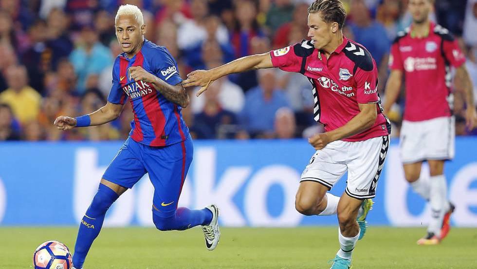 El Alavés asalta el Camp Nou y vence al Barcelona  0095424bdd5