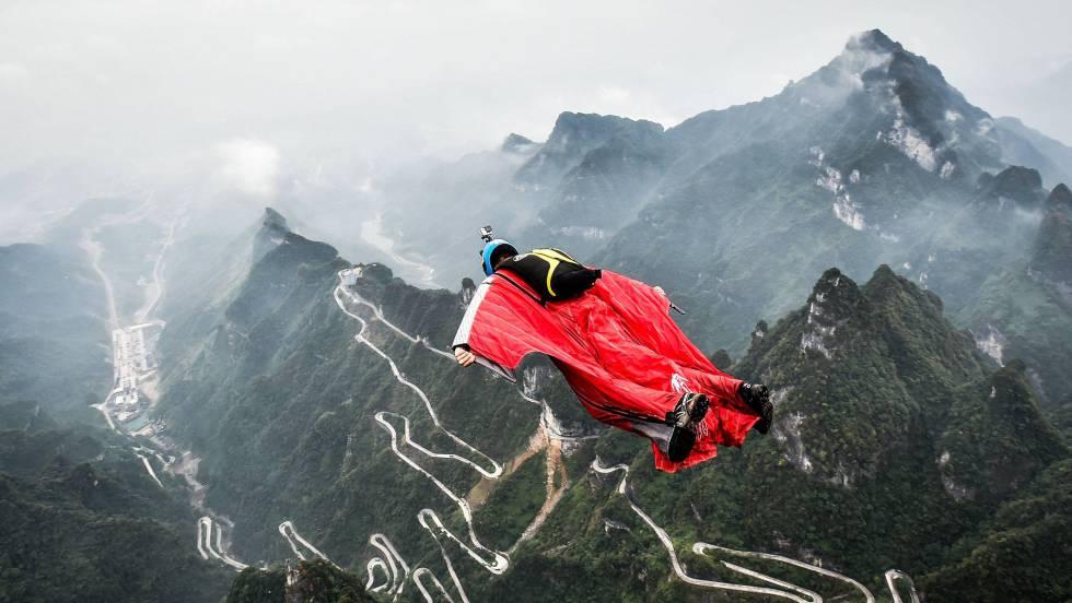 En 2016 fallecieron 36 saltadores con traje de alas 6103310a63e4e