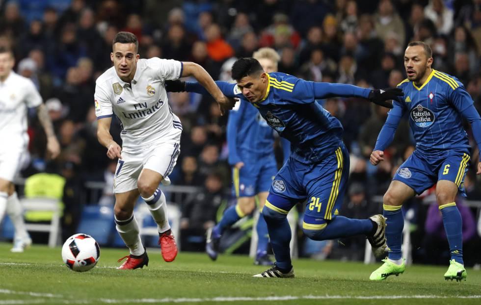 Real Madrid - Celta de Vigo: horario y dónde ver la Copa del Rey ...