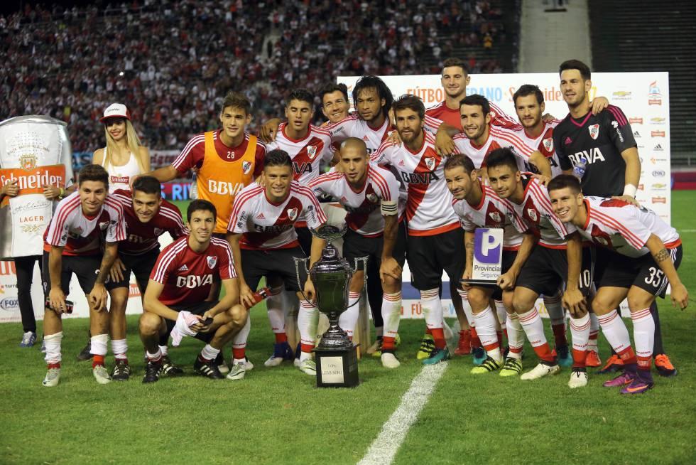 River Plate y Lanus son los únicos equipos de Primera División que jugarán  el próximo fin 9070a00c2f85a
