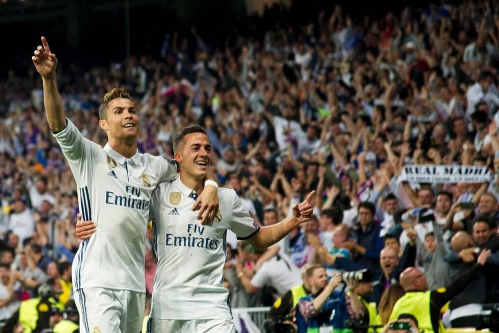 Real Madrid - Atlético de Madrid  Cristiano Ronaldo c0093211e7d2b