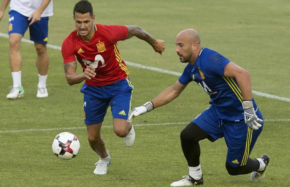 España - Colombia  horario y dónde ver el partido amistoso en ... cfeb3b84c9609
