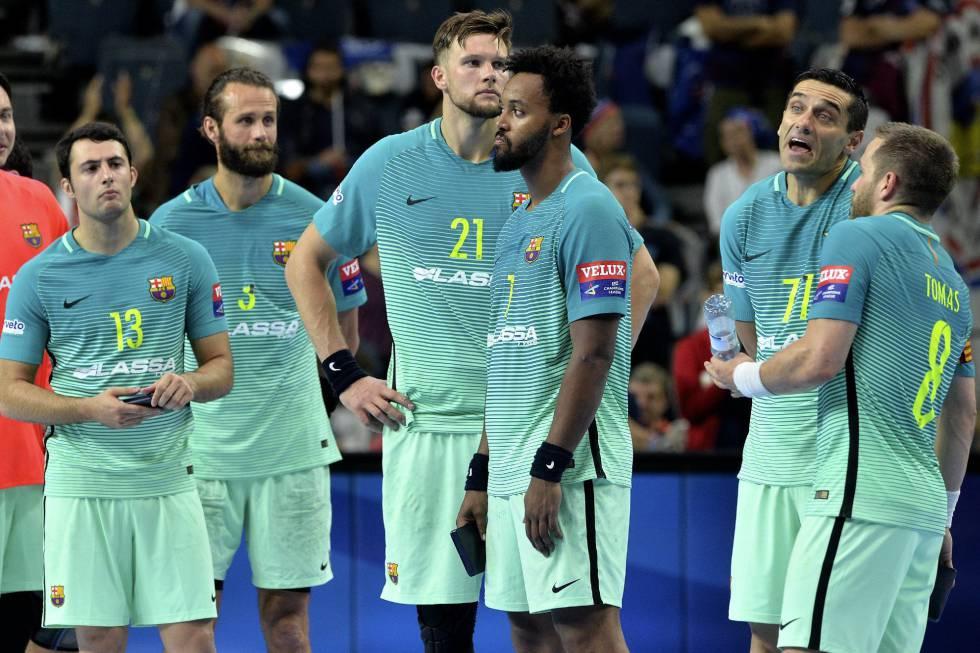 Fc Barcelona El Fútbol Y Las Secciones Del Barça Se Quedan En Blanco En Europa Deportes El País