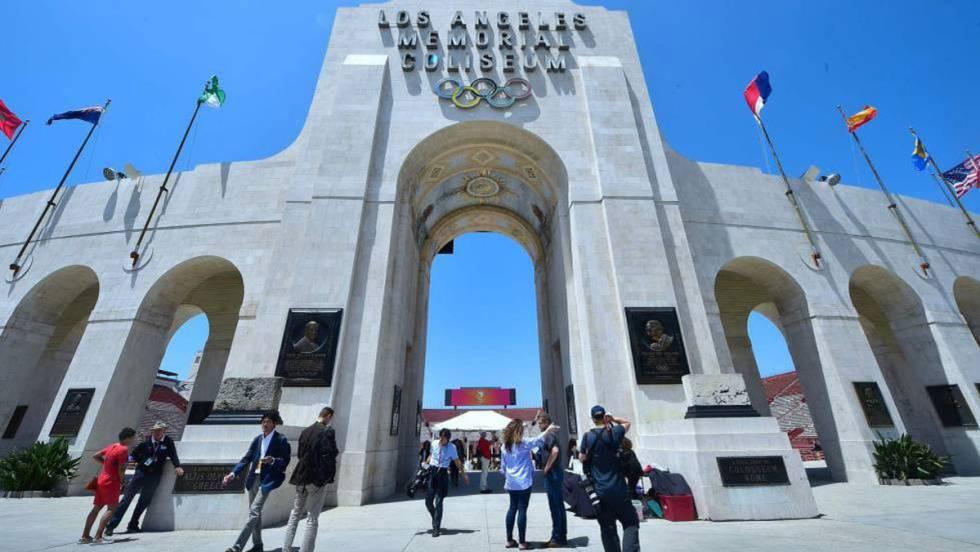 Paris Organizara Los Juegos Olimpicos De 2024 Y Los Angeles Los De