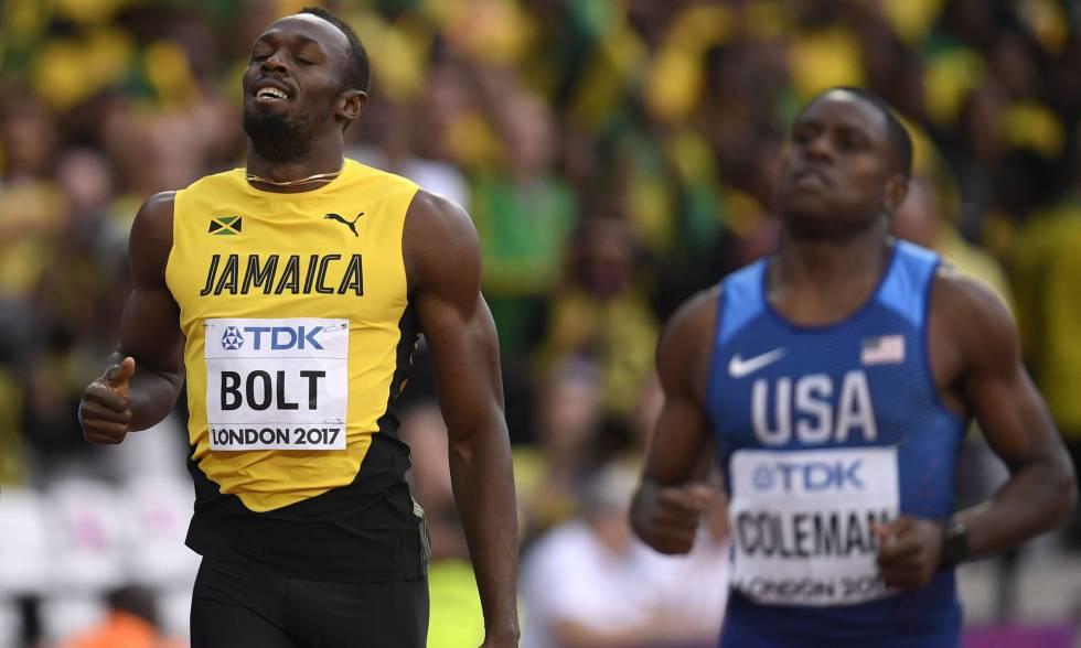 36471c200e Mundial de Atletismo 2017: Coleman ya le ha amargado a Bolt dos veces, y  quiere hacerlo una tercera | Deportes | EL PAÍS