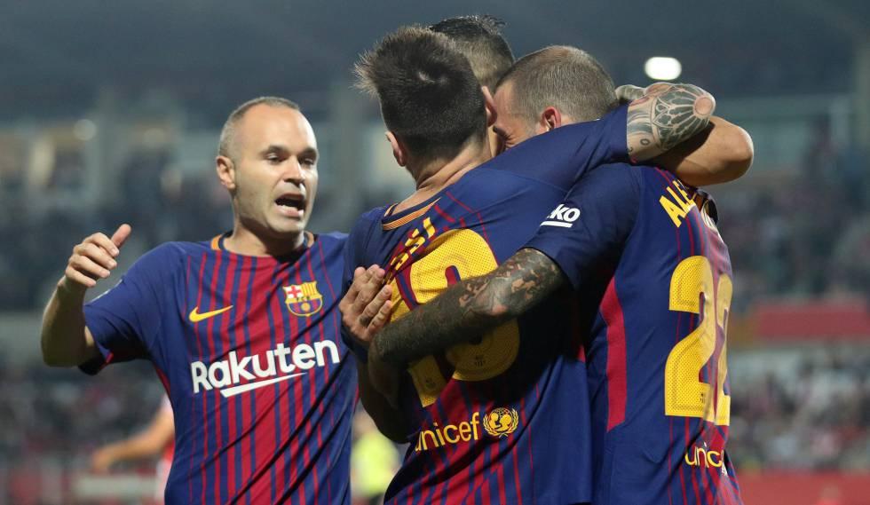 Barcelona - Las Palmas  horario y dónde ver la Liga Santander en directo  6c8455ed08f