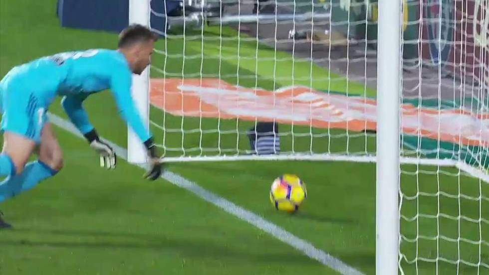 Todo el mundo ha visto el gol de Messi menos quien debía verlo ... f464b07ef8acc