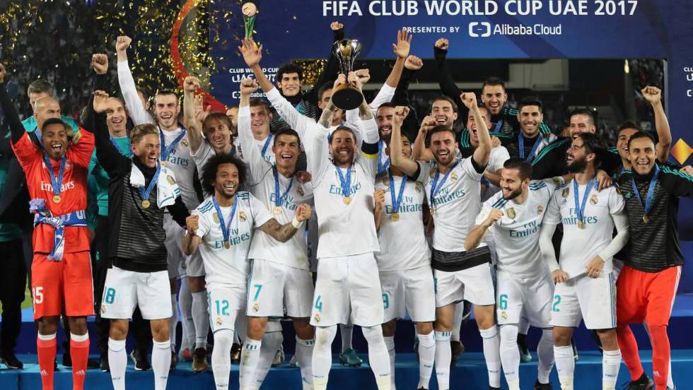 Resultado de imagen para mundial de clubes 2017