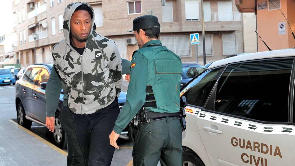 La juez envía a prisión preventiva al jugador del Villarreal Rubén Semedo |  Deportes | EL PAÍS