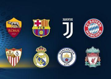 Sorteo de cuartos de la Champions League 2018: dónde y cuándo verlo