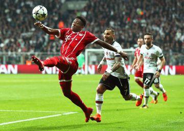El Sevilla se cruza con el Bayern, un gigante enderezado por Heynckes