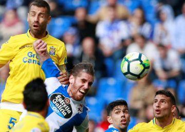 Deportivo y Las Palmas se anulan