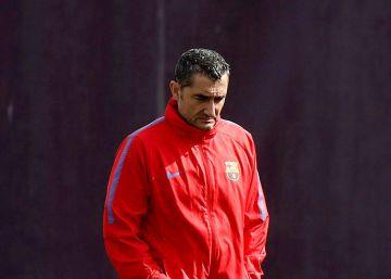 """Valverde: """"Ya estamos en la cuenta atrás"""""""