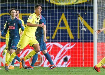 El Atlético dice adiós a la Liga en su área
