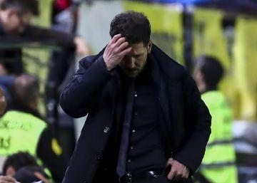 """Simeone: """"Tengo la sensación de que el partido lo perdí yo"""""""