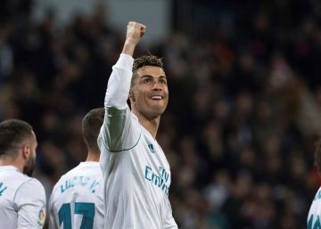 El Real Madrid golea al Girona con un Cristiano Ronaldo nuclear