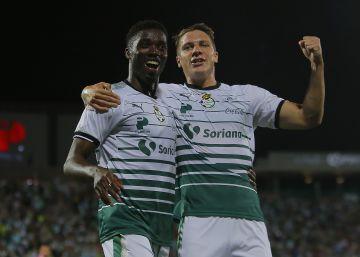 Santos Laguna y Toluca, los subestimados en una convulsa Liga MX