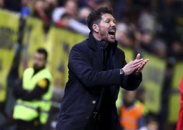 Simeone y el diabólico dilema de gestionar el 1-0