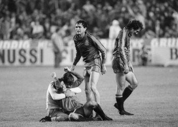 Malta acusa a España de drogarlos en el descanso del 12-1 jugado en 1983