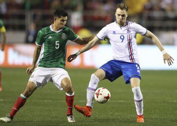México - Islandia: horario y dónde ver el amistoso internacional