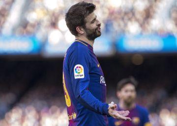 """Piqué: """"El momento más feliz de mi vida fue ganar el Mundial con España"""""""