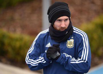 """Sampaoli: """"El equipo es más de Messi que mío"""""""