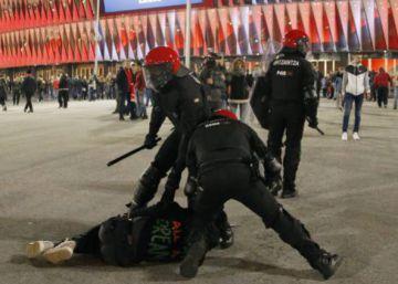 La UEFA da un tirón de orejas a España por el retraso de los informes del Athletic-Spartak de Moscú