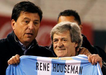 Muere René Houseman, el loco de la gambeta
