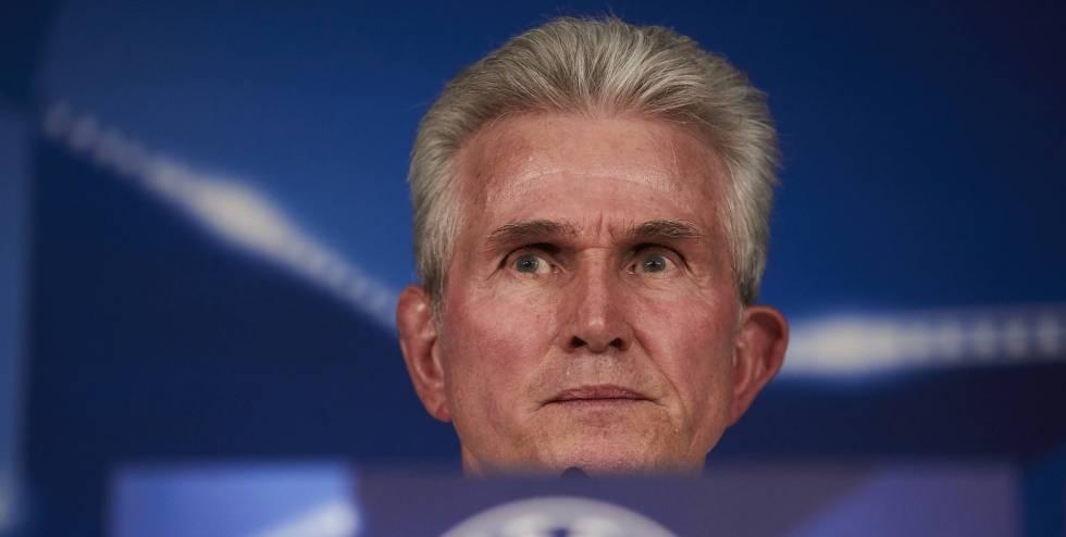 """Real Madrid - Bayern  Heynckes  """"Solo puedes ganar tres Champions de cuatro  con buenos arbitrajes""""  3f5b339324e5a"""
