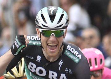 Bennet gana al sprint la séptima etapa del Giro de Italia