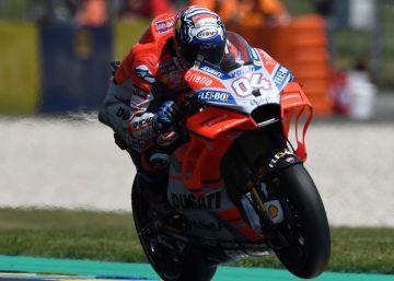 Dovizioso, dos años de contrato y más poder en Ducati