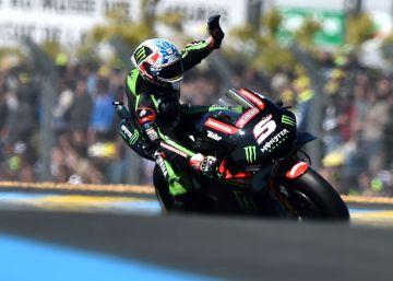Una vuelta imperfecta lleva a Zarco a la 'pole' en Le Mans