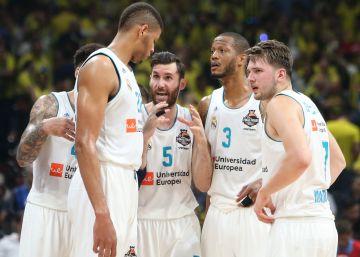El Madrid se impone al Fenerbahçe y gana la Euroliga