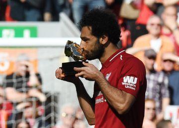 Mohamed Salah, dios de los parias