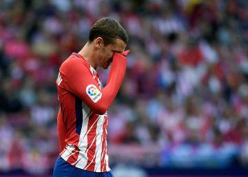 Los pitos amenazan el sí de Griezmann al Atlético